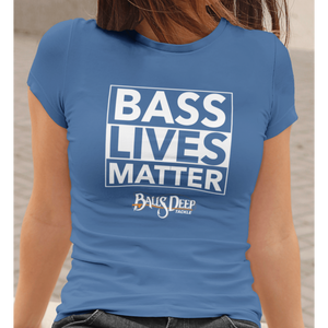 Bass Lives Matter Womens