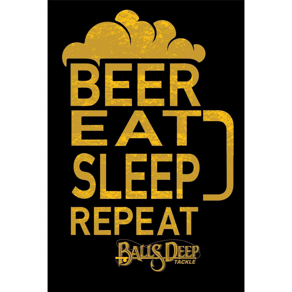 Beer Eat Sleep Repeat 2