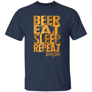 Beer Eat Sleep Repeat