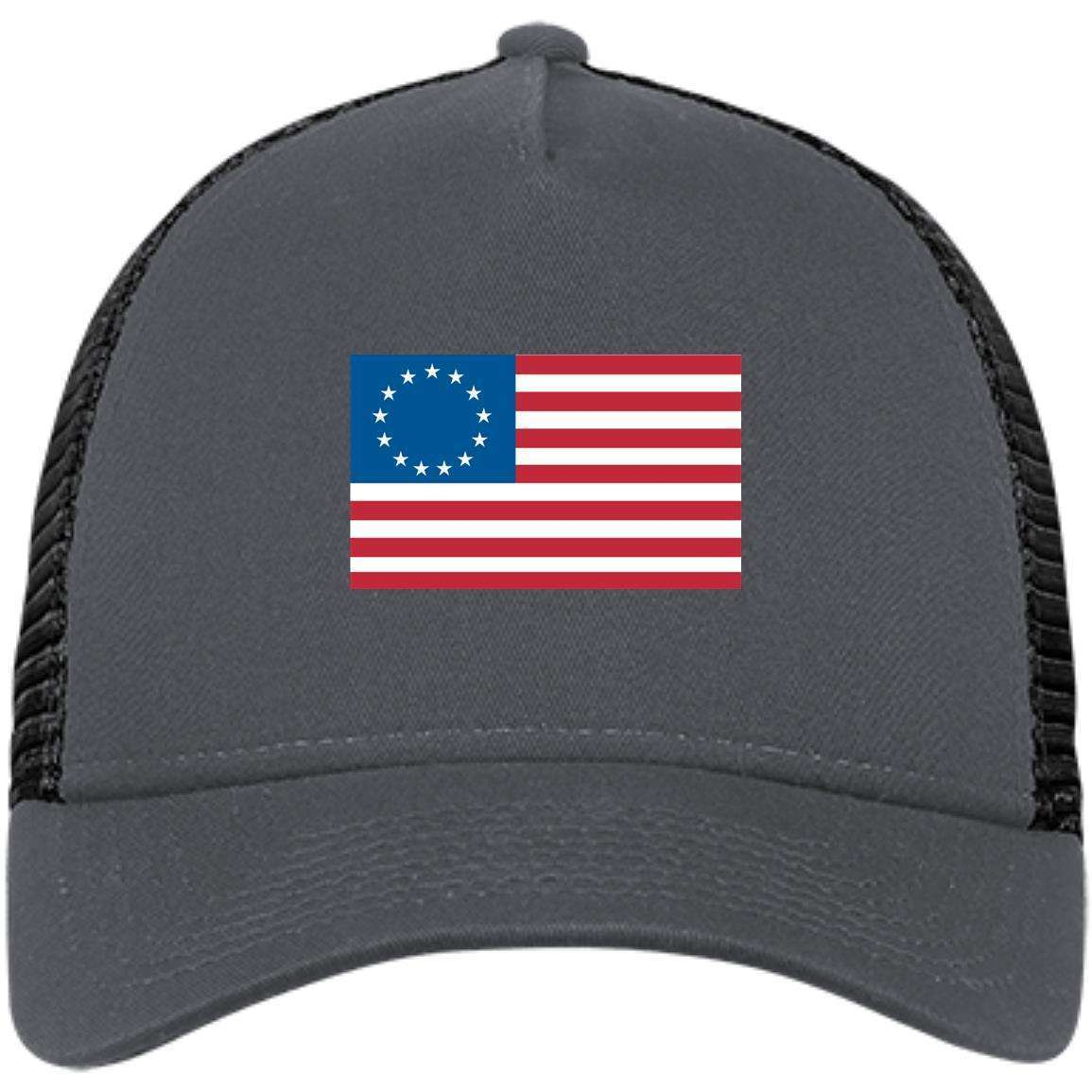 Betsy Ross Flag Original Snapback Trucker Cap