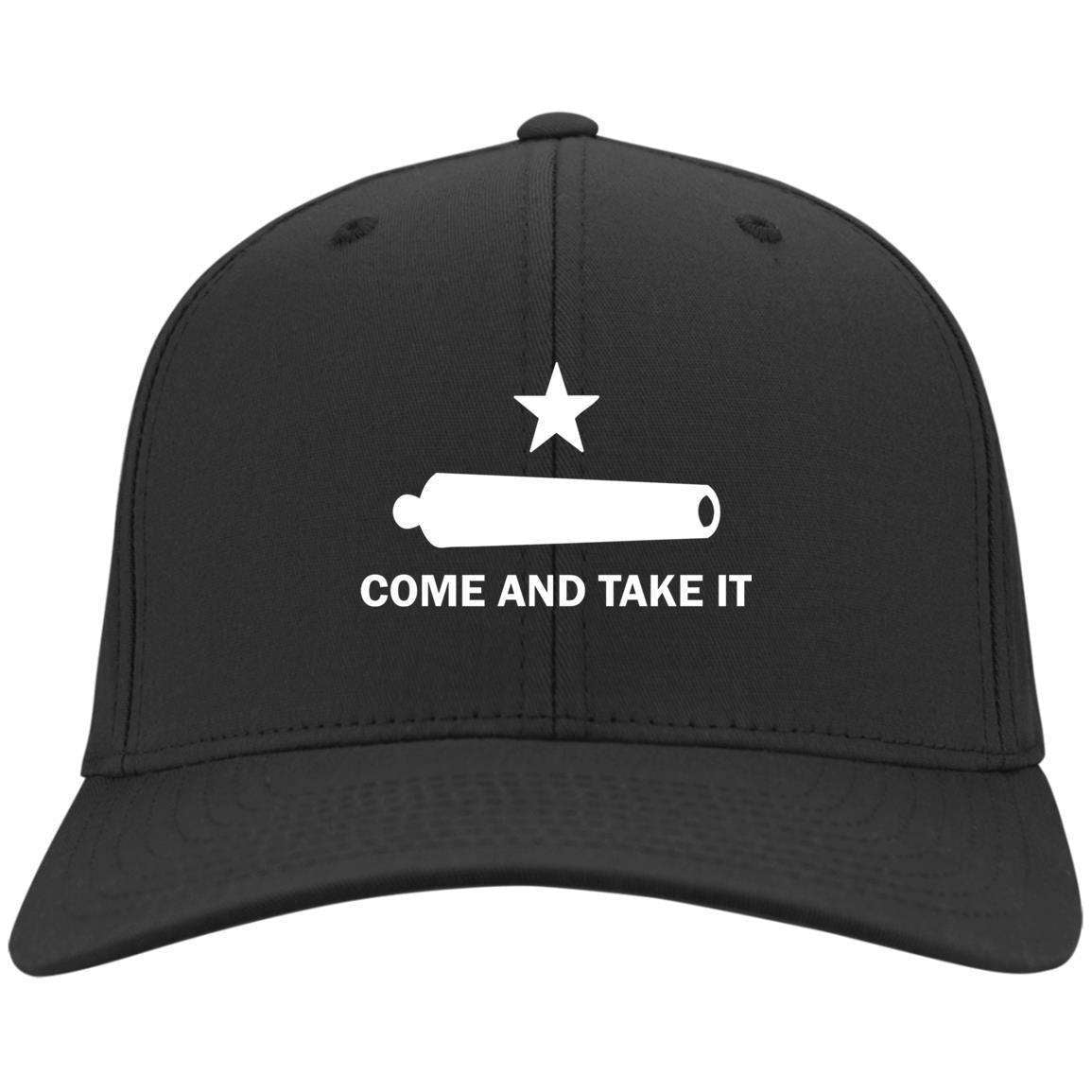 Come and Take It (White Logo) Dad Cap