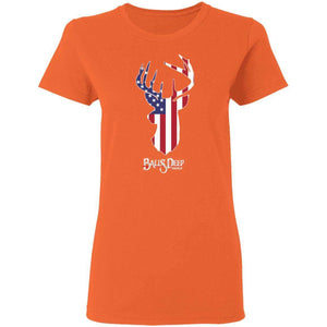 Deer Flag Womens