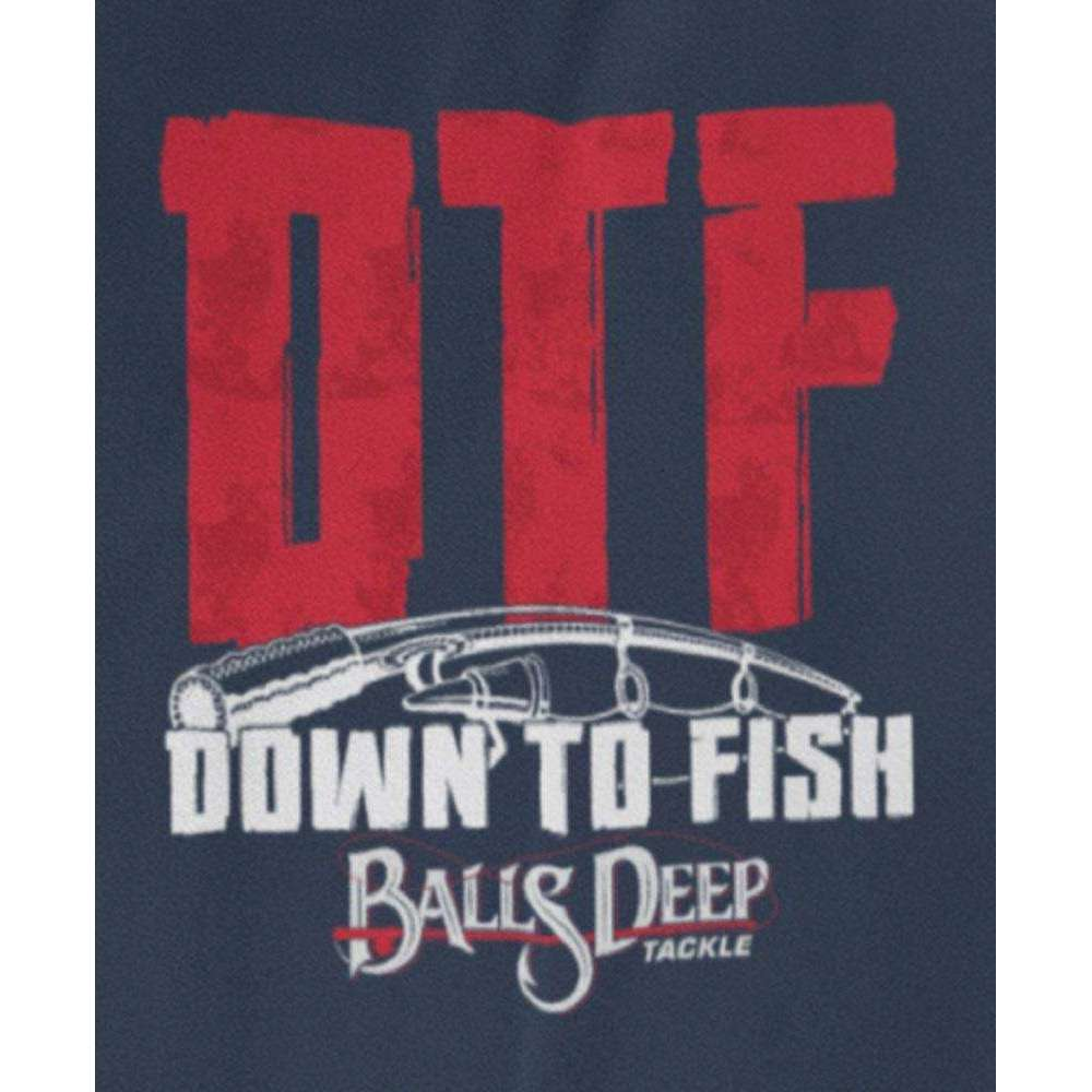 DTF Down to Fish