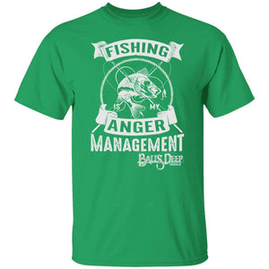 Fishing Is My Anger Management