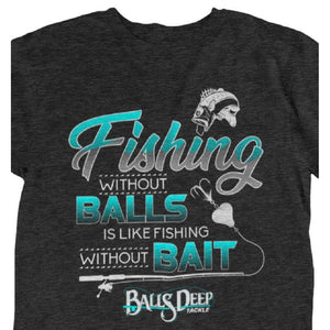 Fishing Without Balls