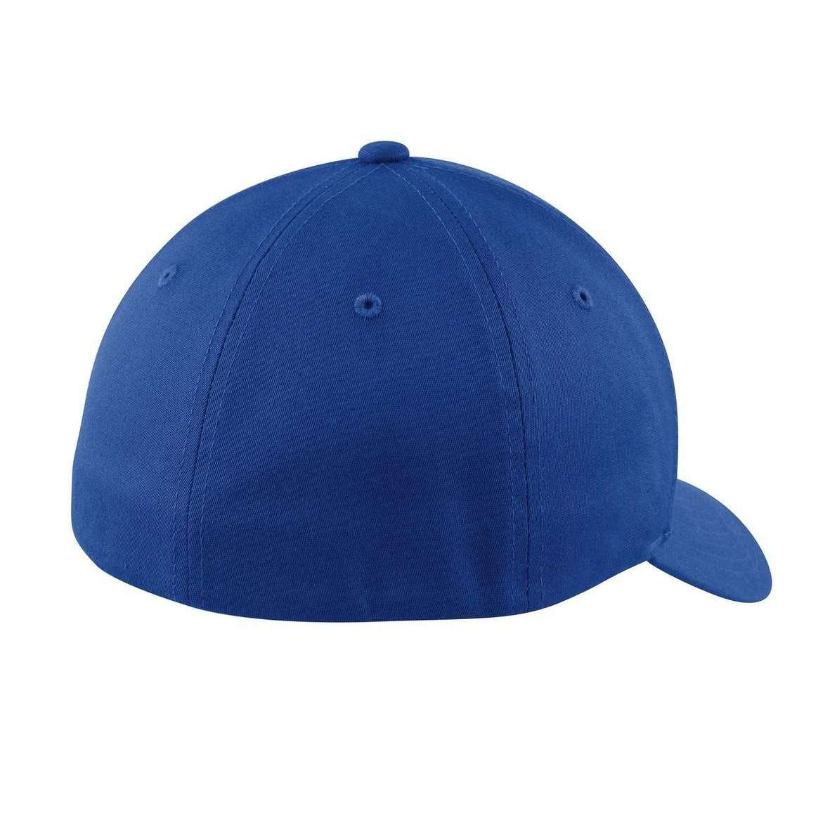 FlexFit Fitted Hat (Blue)