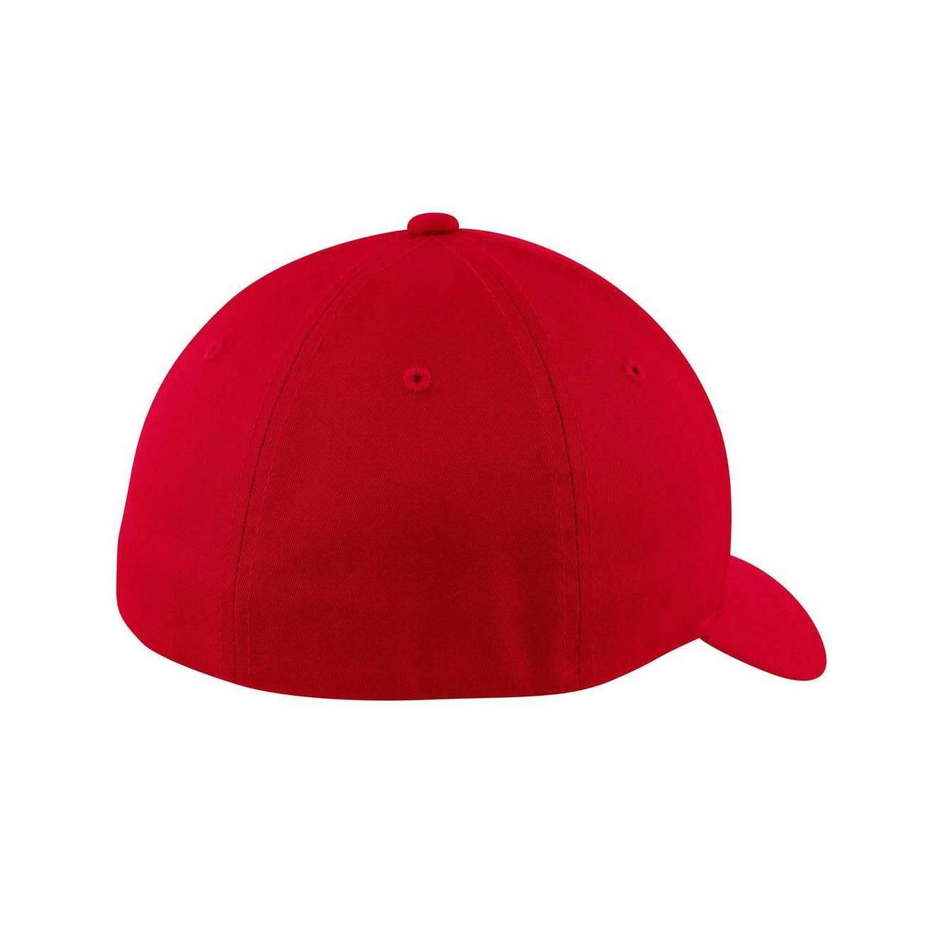FlexFit Fitted Hat (Red)