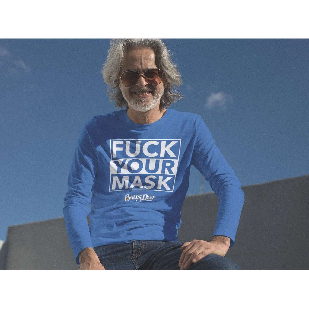 Fuck Your Mask Performance Long Sleeve