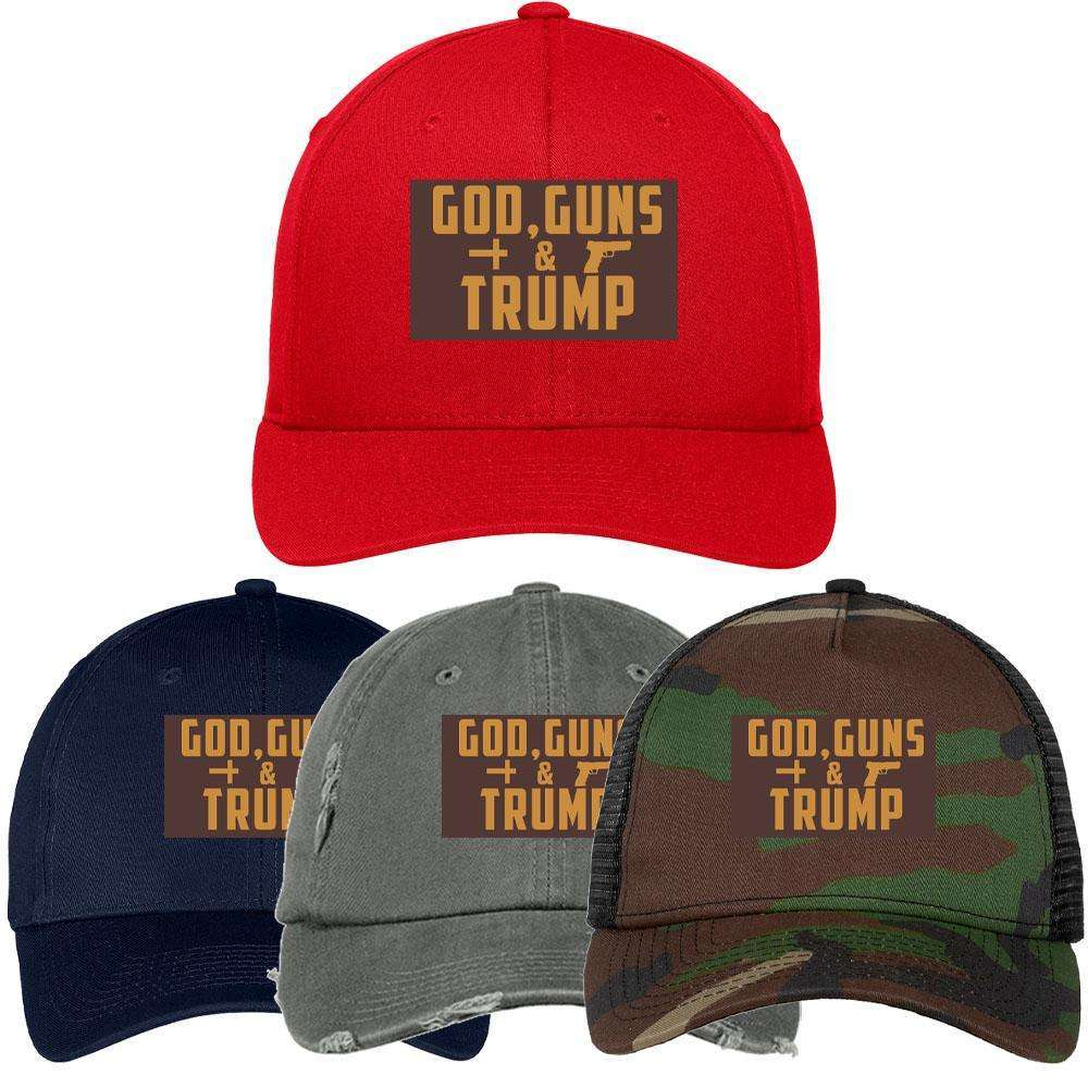 God Guns and Trump
