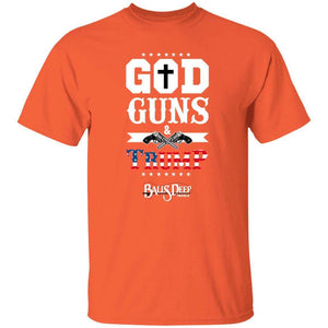 God, Guns, and Trump