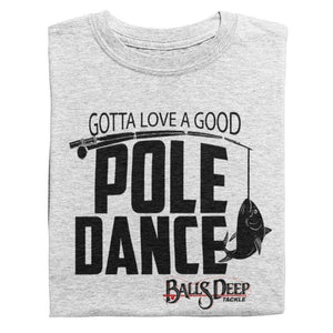 Gotta Love A Good Pole Dance