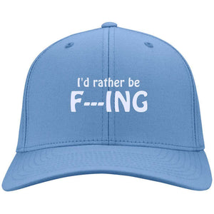 Id Rather Be F___ing Dad Cap