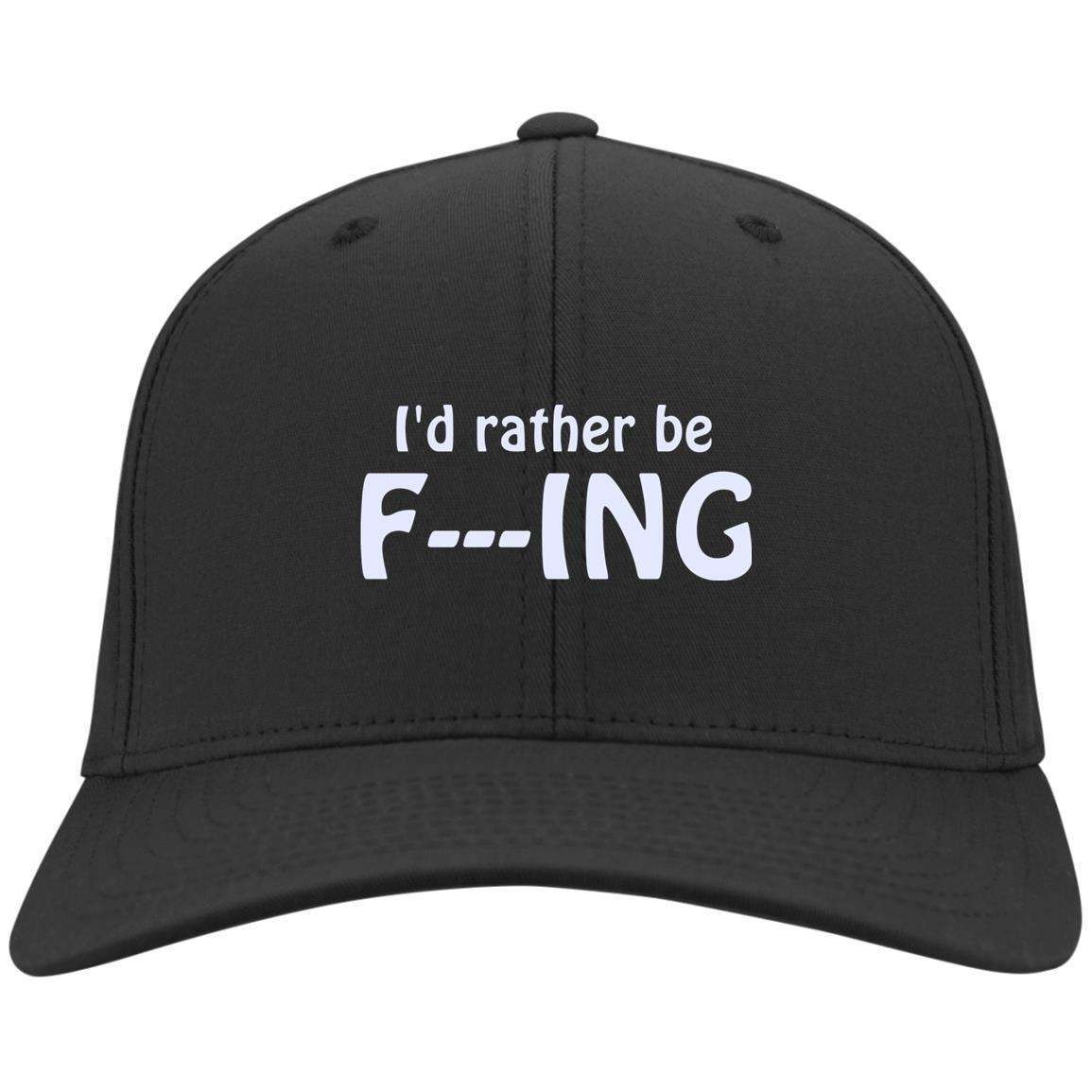 Id Rather Be F___ing