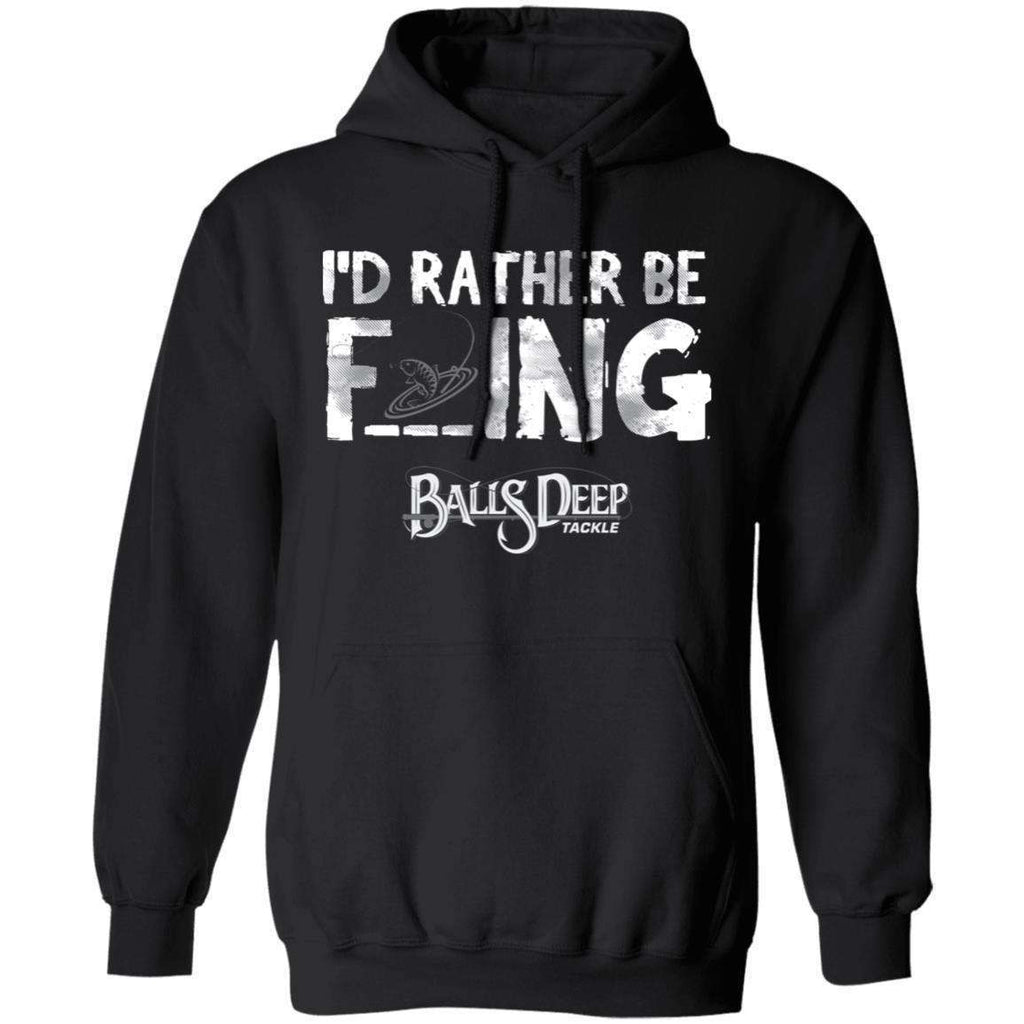 I'd Rather Be F***ing Hoodie