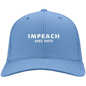 Impeach Deez Nuts Dad Cap