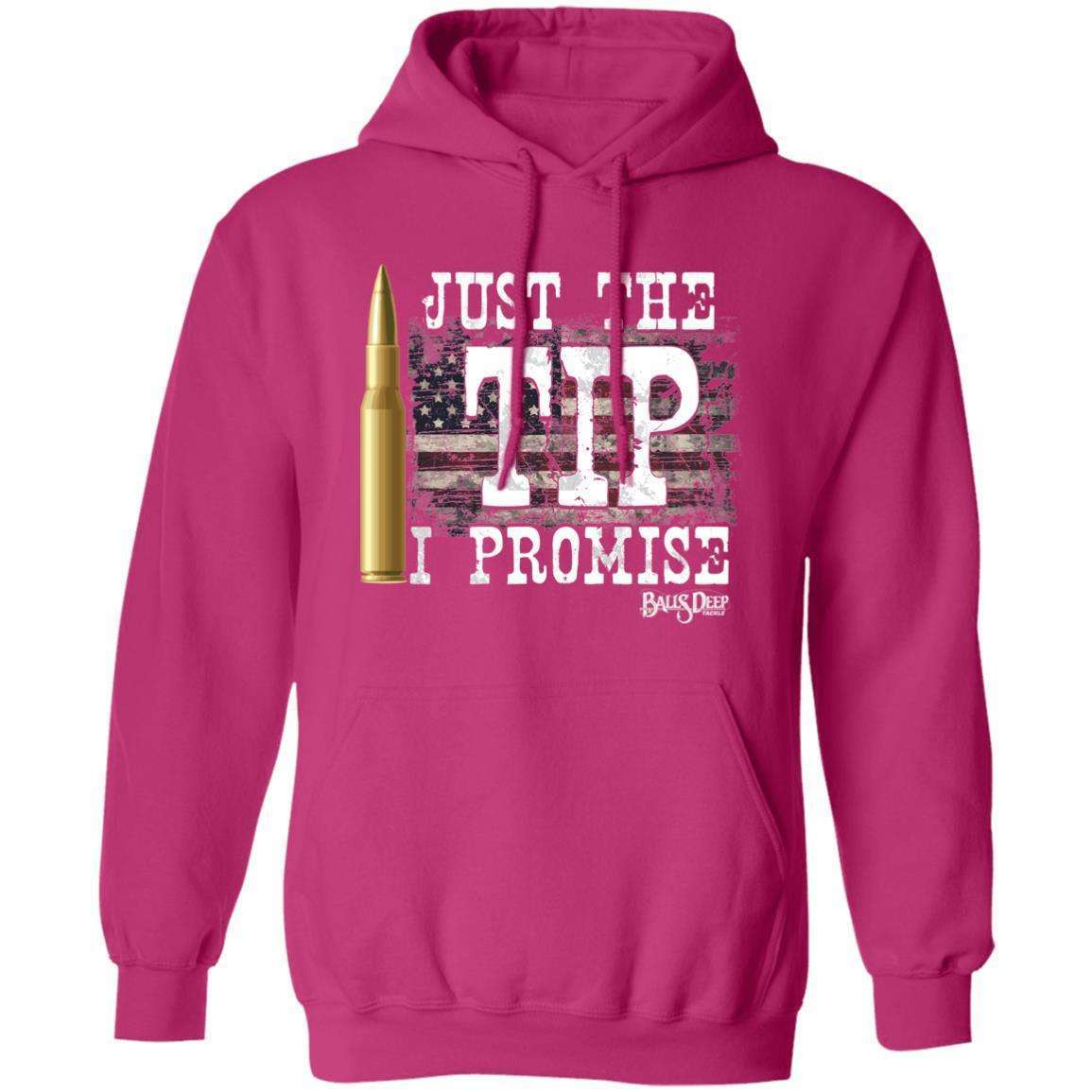 Just The Tip Hoodie