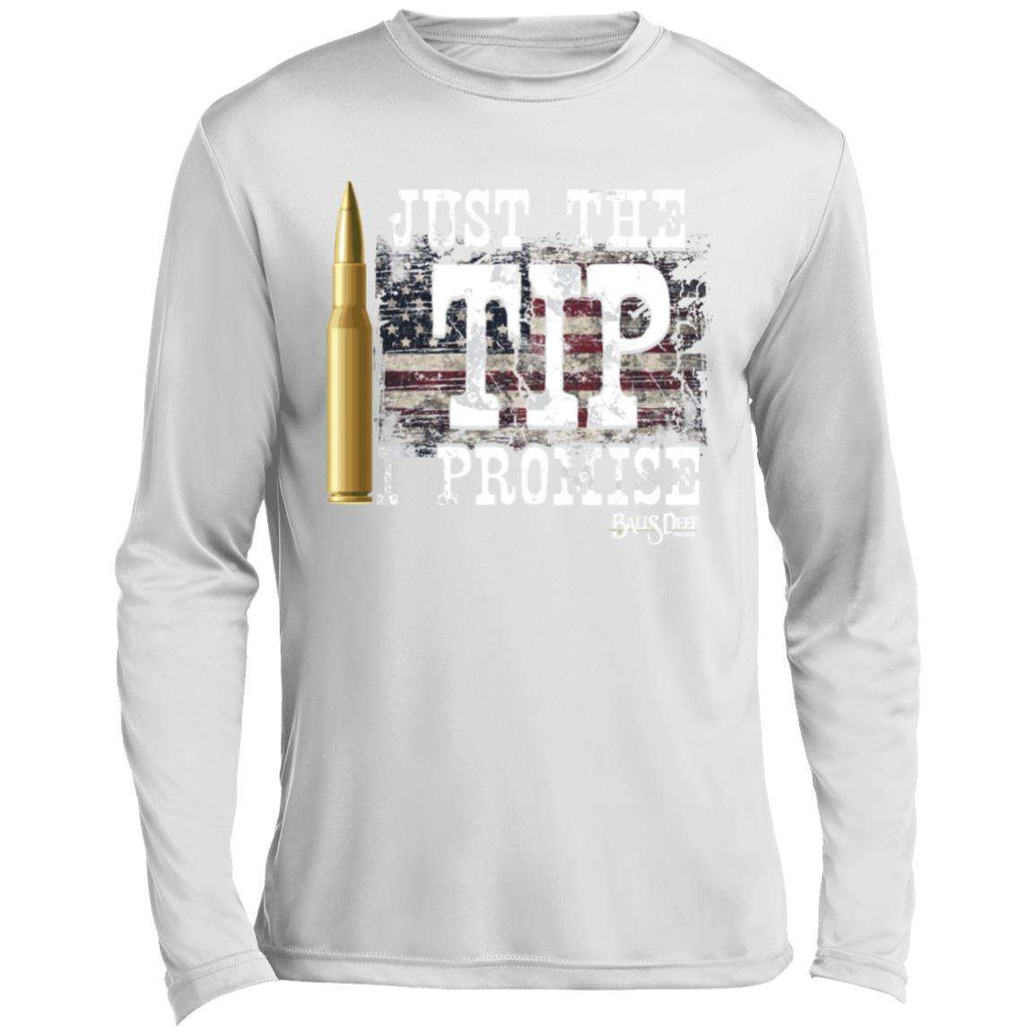 Just The Tip Performance Long Sleeve