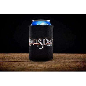 Koozie 3 Pack (Black, Camo, & Pink + 5 Stickers)