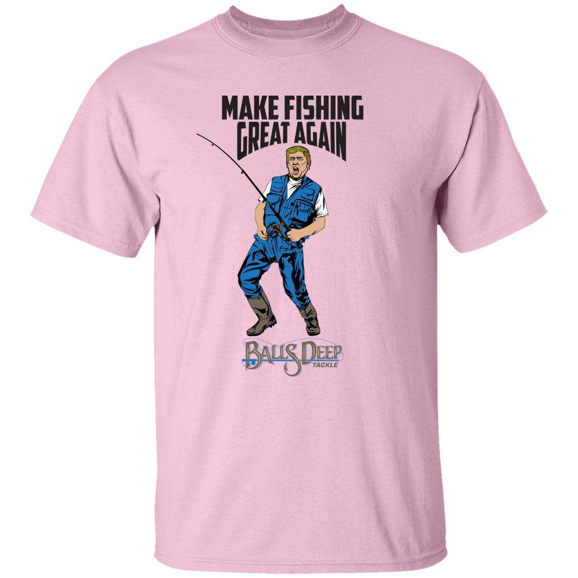 Make Fishing Great Again