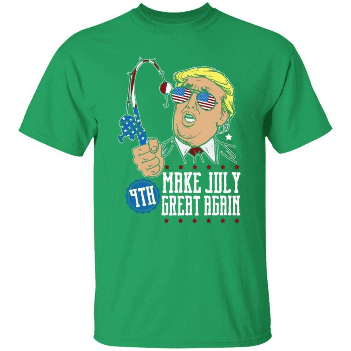 Make July 4th Great Again