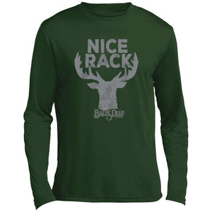 Nice Rack Performance Long Sleeve