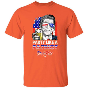 Party Like A Patriot