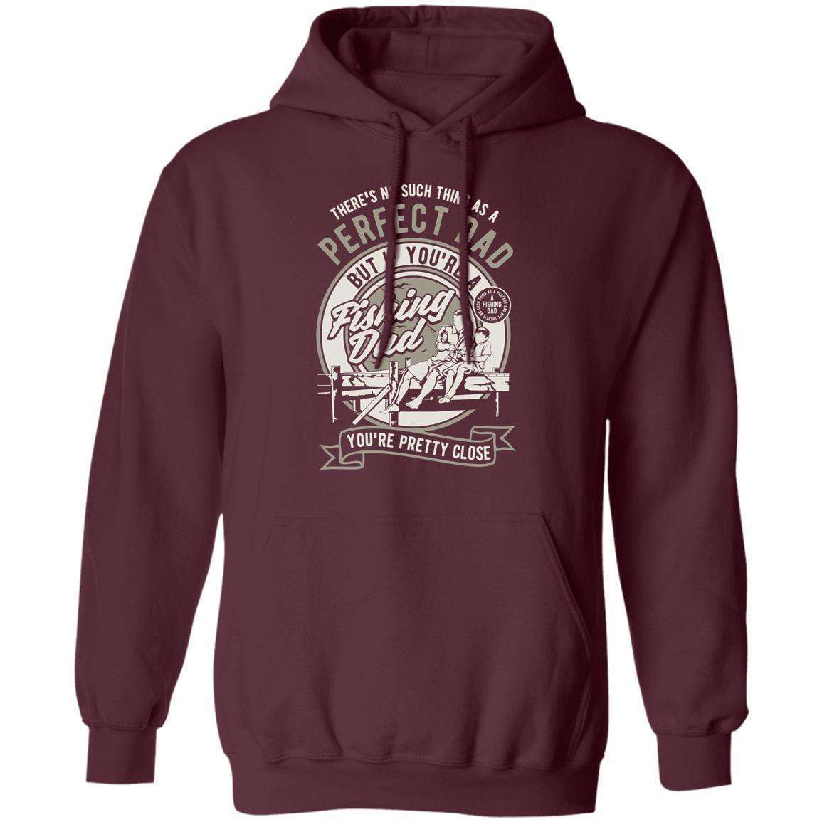 Perfect Fishing Dad Hoodie