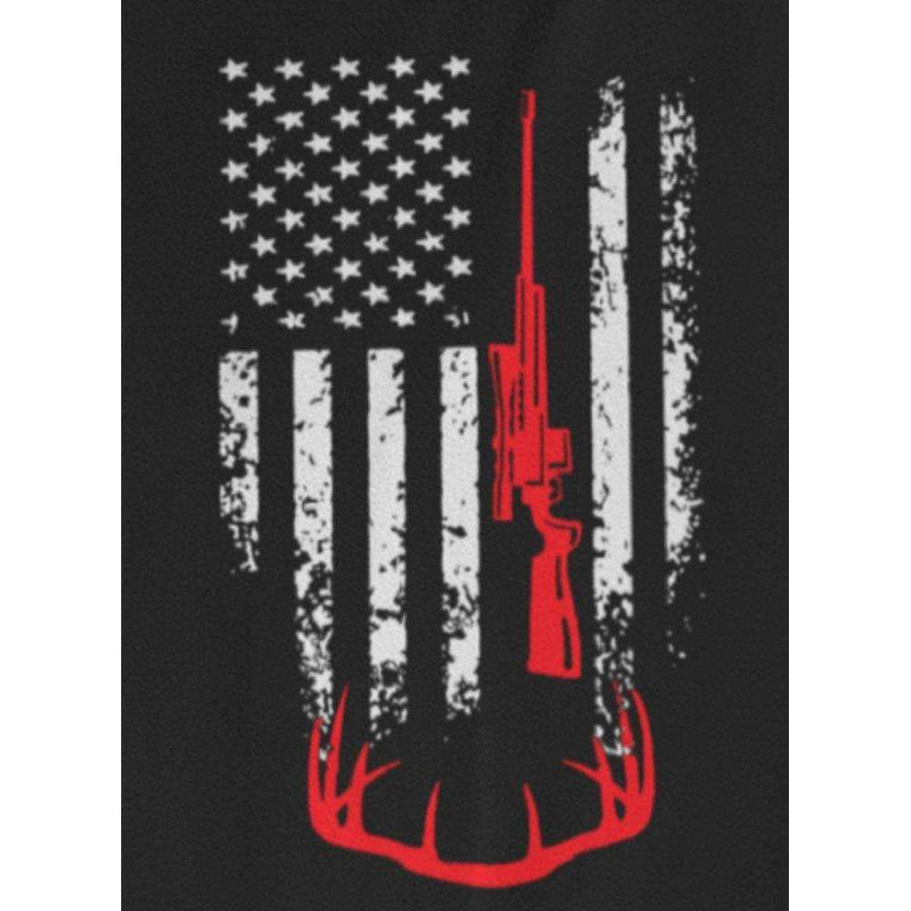Rack & Rifle Flag