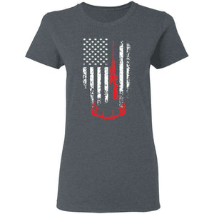 Rack & Rifle Flag Womens