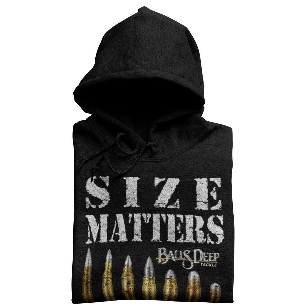 Size Matters - Bullets Hoodie