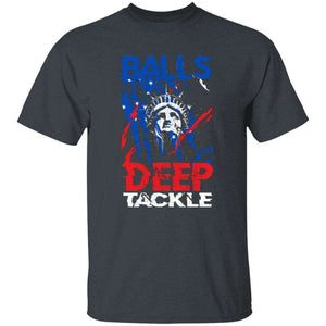 Statue of Liberty - Balls Deep Tackle