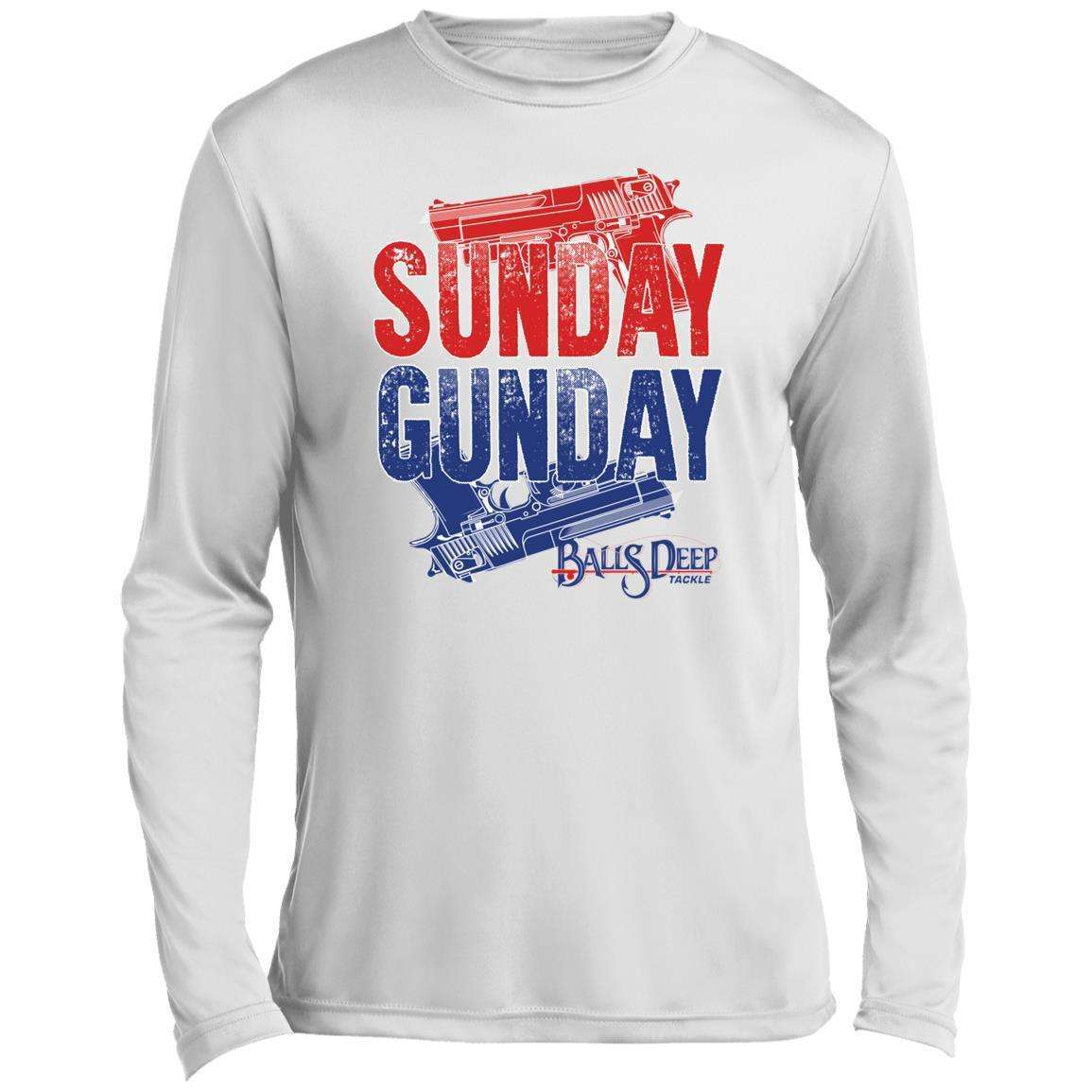 Sunday Gunday Performance Long Sleeve