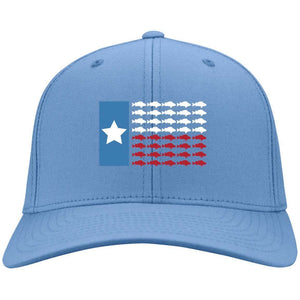 Texas Fish Flag - Dad Cap