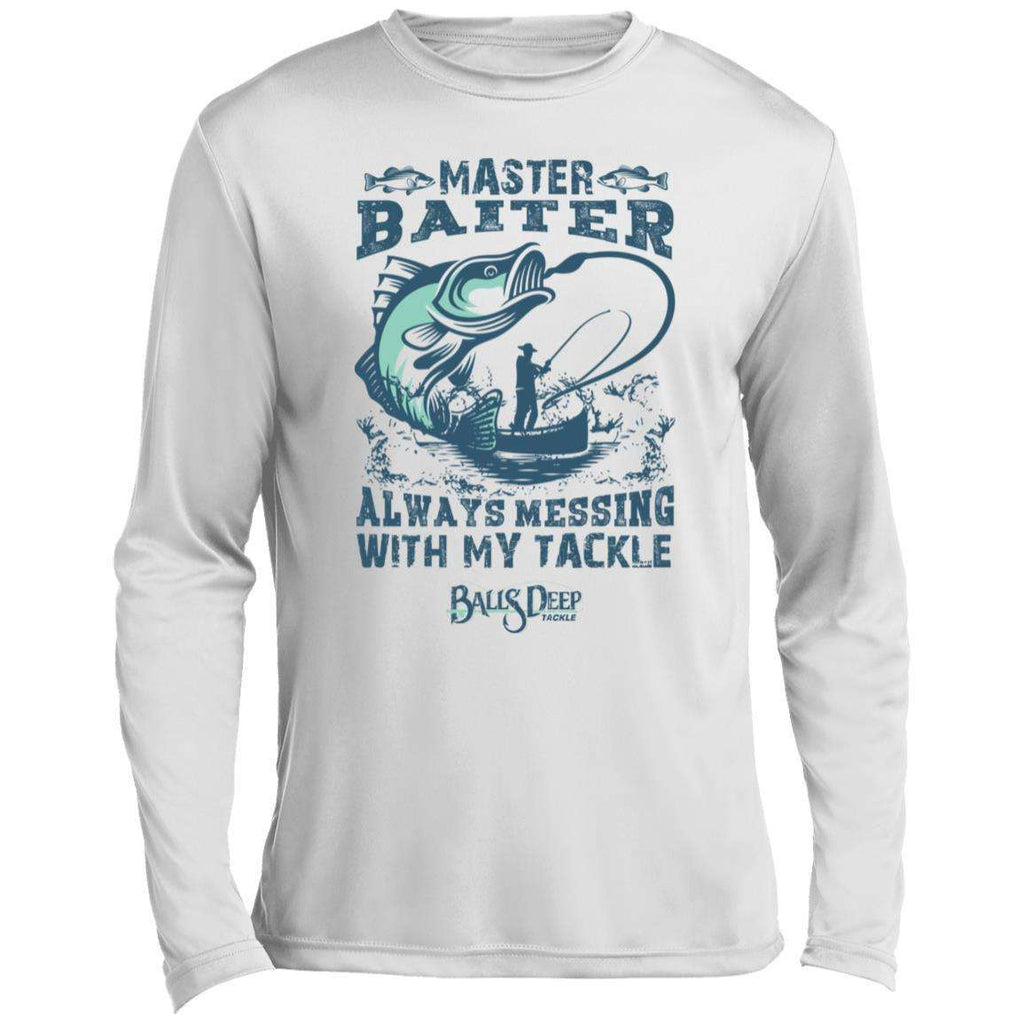 The Master Baiter Original Performance Long Sleeve