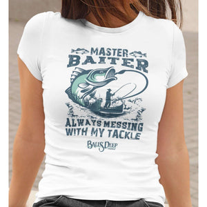 The Master Baiter Original Womens