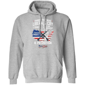 Things That Make Liberals Cry Hoodie