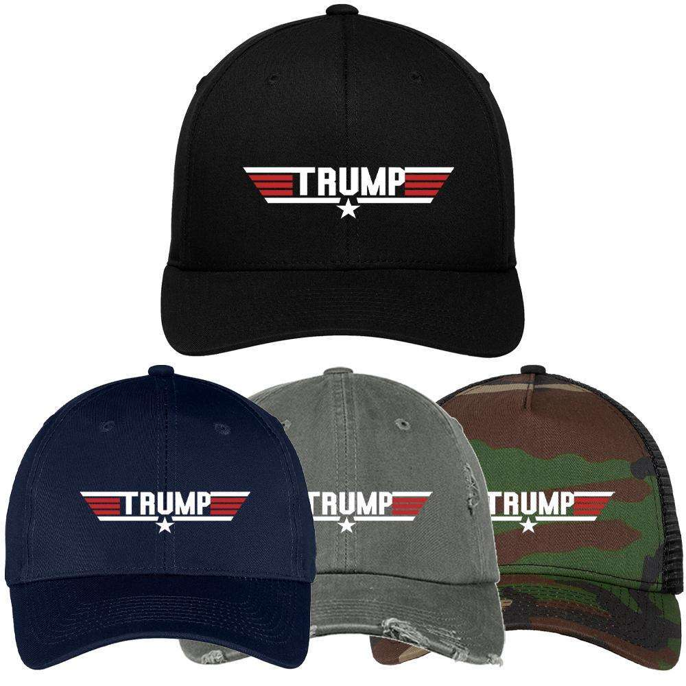 Top Gun - Trump Hat