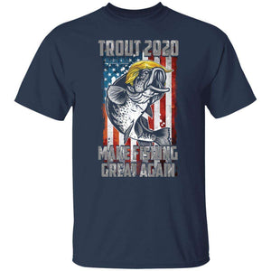 Trout 2020 Make Fishing Great Again!