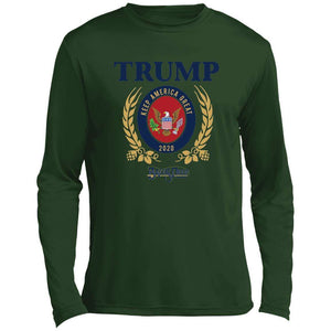 Trump - KAG - Miller Parody Performance Long Sleeve