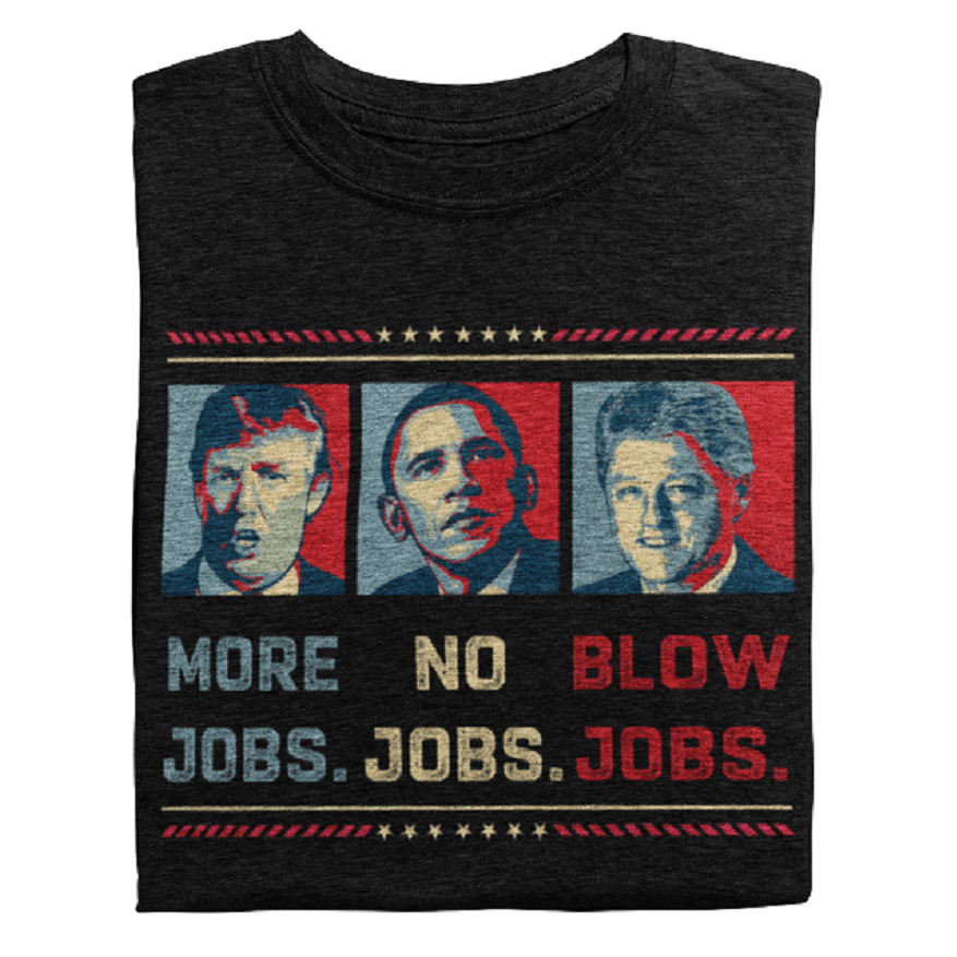 Trump More Jobs
