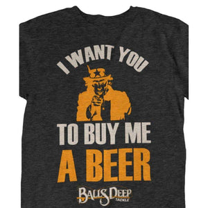 Uncle Sam - Buy Me A Beer