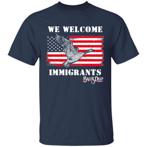 We Welcome Immigrants