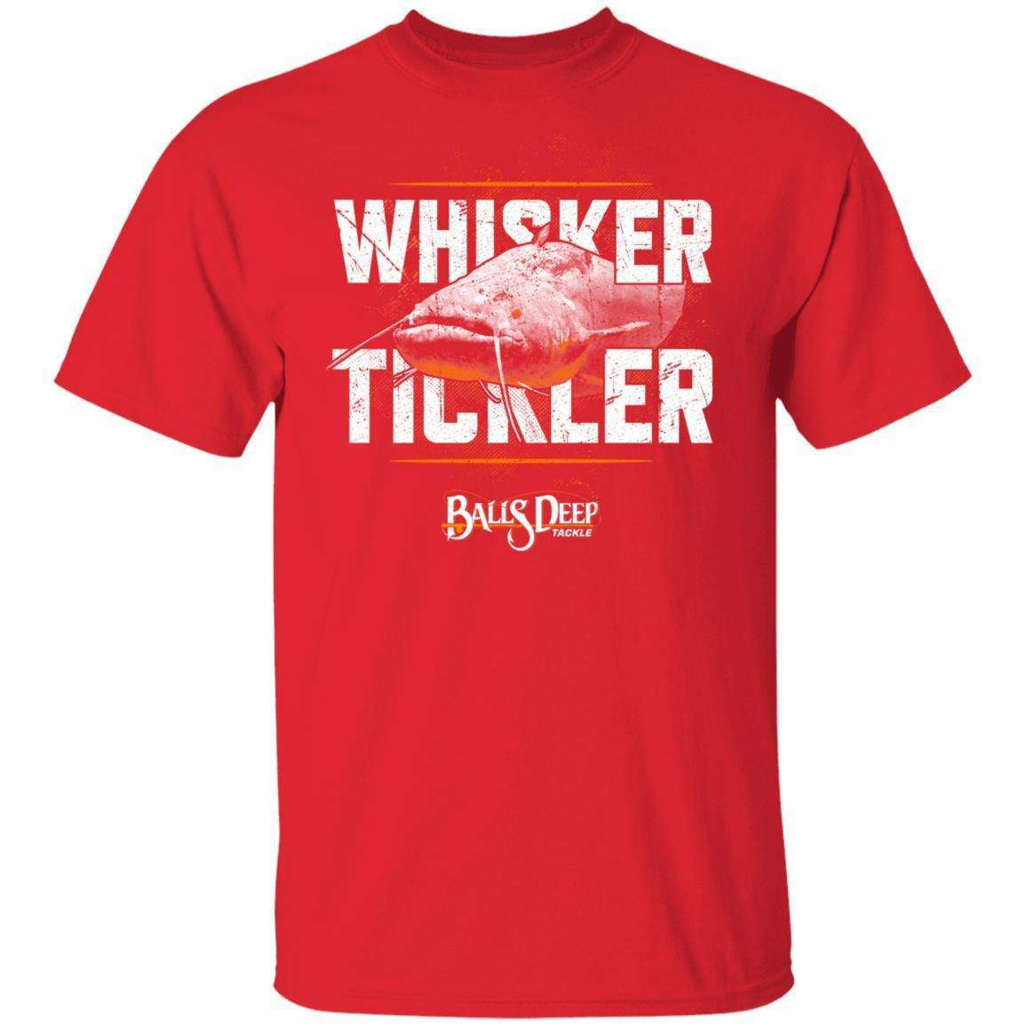 Whisker Tickler T-Shirt White