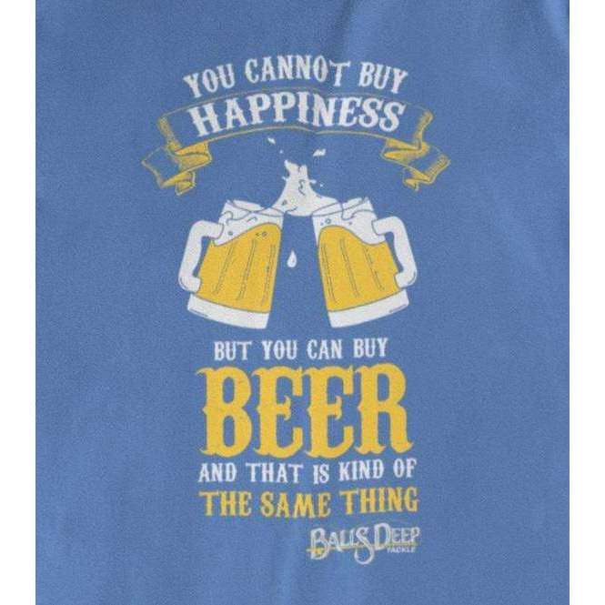 You Cannot Buy Happiness But You Can Buy Beer
