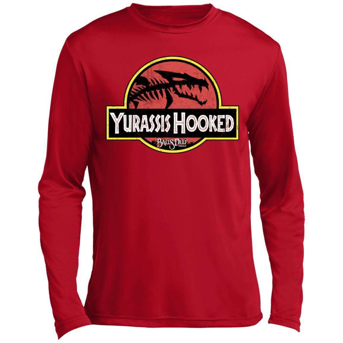 Yurassis Hooked Performance Long Sleeve