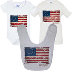 Betsy Flag Baby Collection