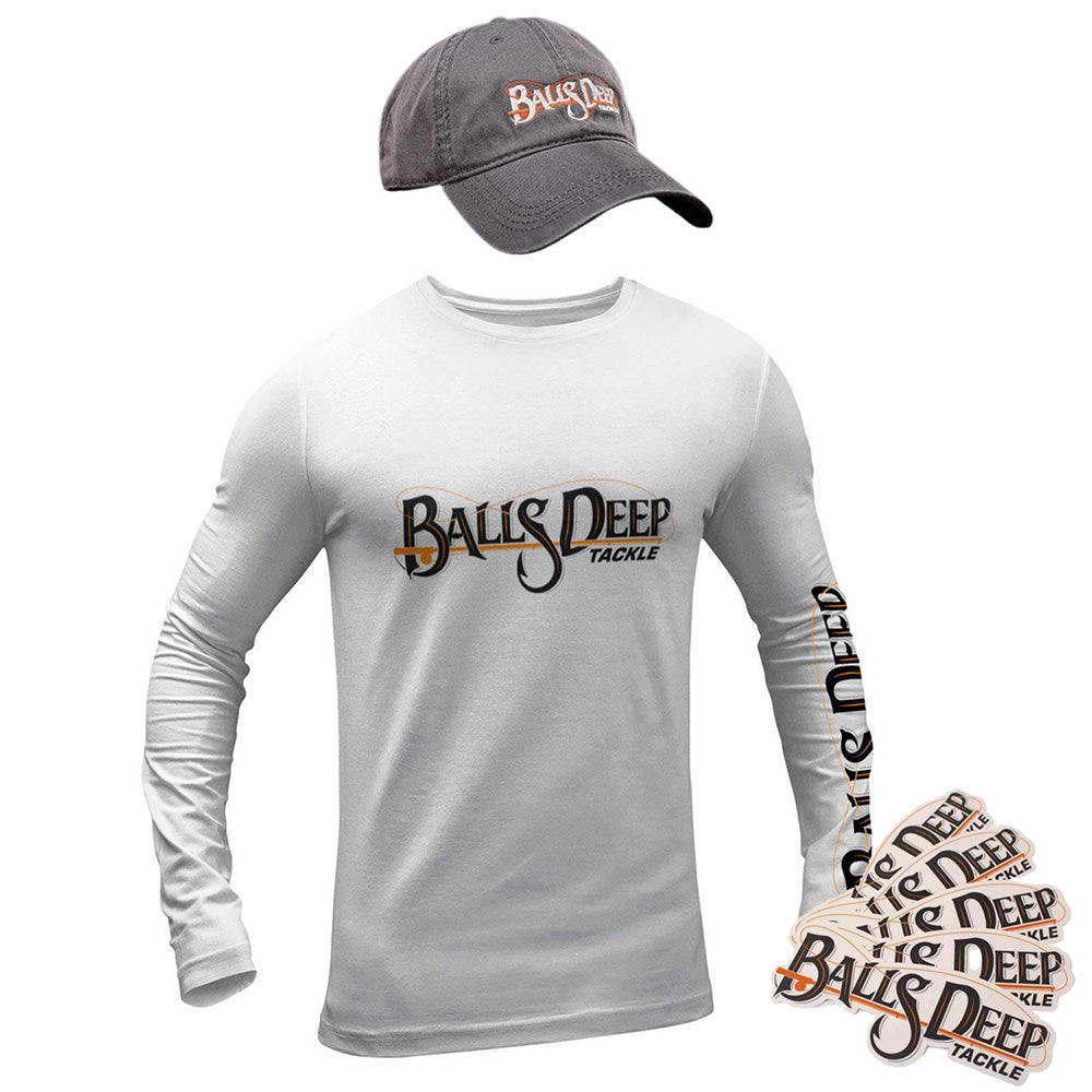 Dad Hat + Long Sleeve (UPF50) Value Pack
