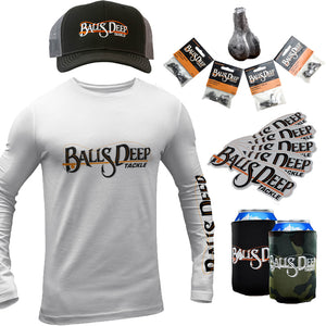 Long Sleeve (UPF50) + Snapback + Weights Value Pack
