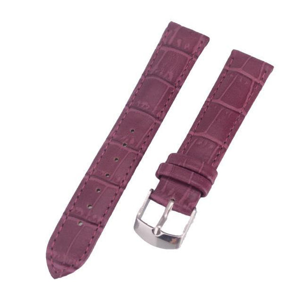 12mm 14mm 16mm 17mm 18mm 19mm 20mm 21mm 22mm 24mm 26mm Leather Watch Strap [9 Variations]