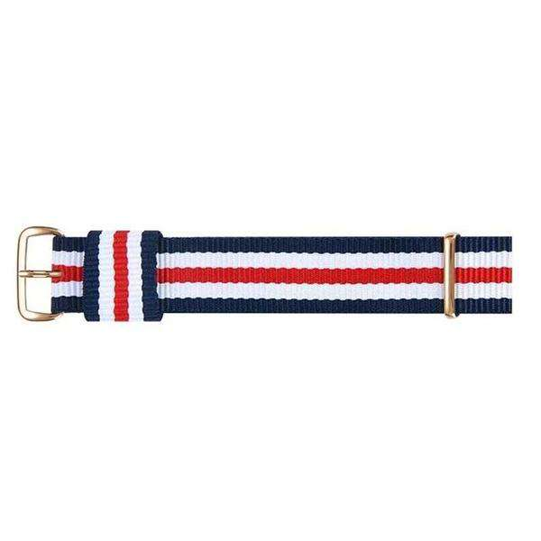 13mm 14mm 17mm 18mm Nylon NATO Watch Strap [18 Variations]
